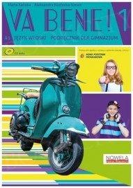 Va Bene! 1 Podręcznik + ćwiczenia + CD audio