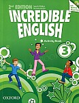 Incredible English 3 (2nd edition) Activity Book with Online Practice
