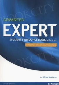 Advanced Expert Student's Resource Book without key