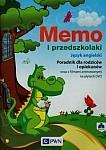 Memo i przedszkolaki Poradnik dla rodzicówi i opiekunów wraz z filmami animowanymi na DVD Język angielski