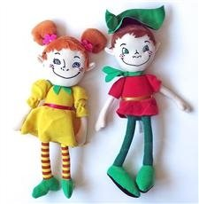 Young Treetops 1-3 Puppets Bud&Holly 2015 (1-3)