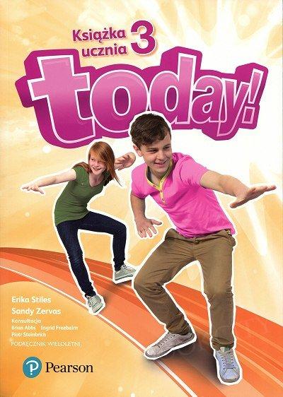 Today! 3 (WIELOLETNIA) podręcznik