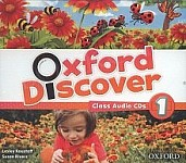 Oxford Discover 1 Class Audio CD (3)