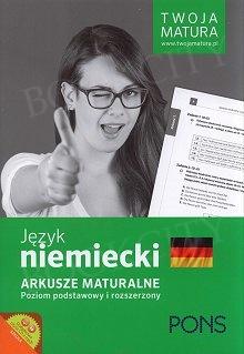 Arkusze maturalne. Niemiecki