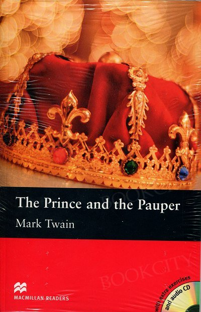 The Prince and the Pauper Book and CD