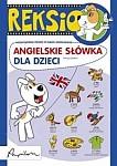 Reksio Angielskie słówka dla dzieci