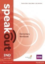 Speakout Elementary (2nd edition) Workbook (no key)
