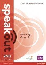Speakout Elementary (2nd edition) Workbook (no key)