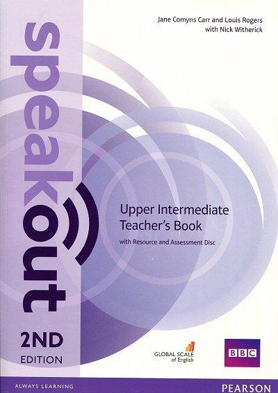 Speakout Upper-Intermediate (2nd edition) Teacher's Book with Resource & Assessment Disc