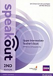 Speakout Upper-Intermediate (2nd edition) Teacher's Book with Resource & Assessment Disc
