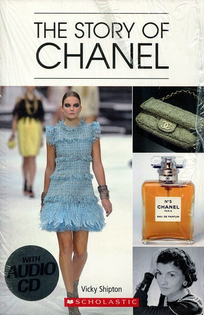 The Story of Chanel Book and CD