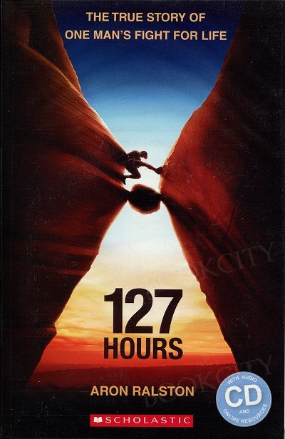127 Hours Book and CD