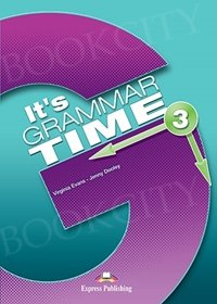 It's Grammar Time 3 Student's Book+kod digibook