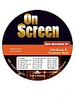 On Screen Upper-Intermediate B2+ Workbook & Grammar Audio CD