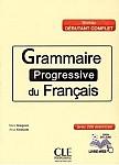 Grammaire Progressive du Francais Niveau Debutant Podręcznik + CD
