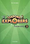 Oxford Explorers 3 (WIELOLETNI 2015) Teacher's Power Pack (CD&DVD) 2016