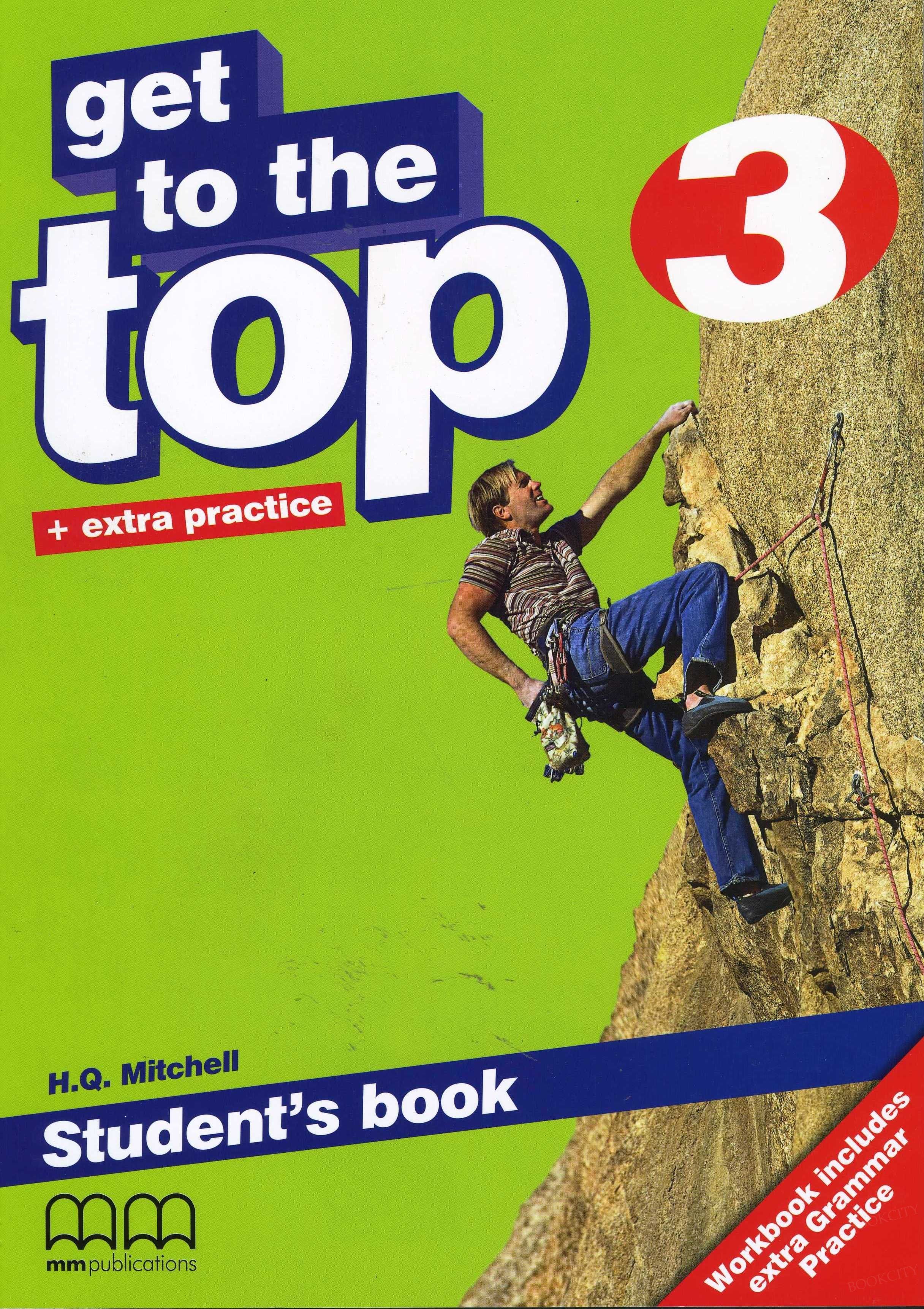 Get To The Top 3 Student's Book