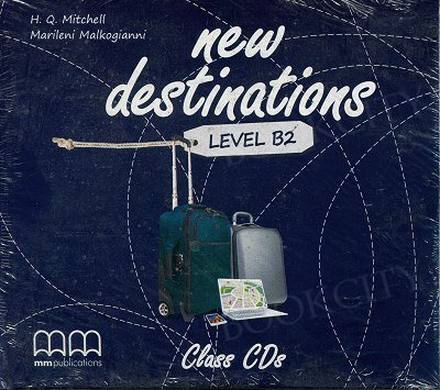 New Destinations B2 Class CD