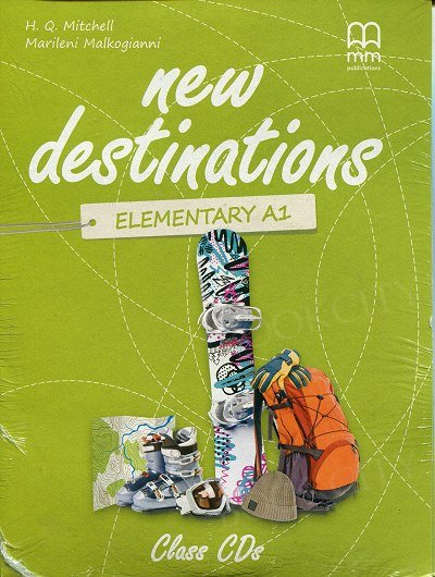New Destinations Elemantary Class CD