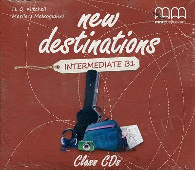 New Destinations Intermediate Class CD