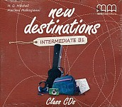 New Destinations Intermediate Class CD