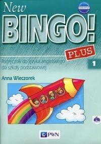 New Bingo! 1 Plus. Nowa edycja podręcznik