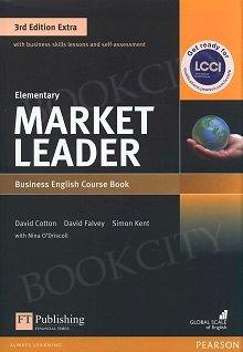 Market Leader 3rd Edition EXTRA Elementary podręcznik