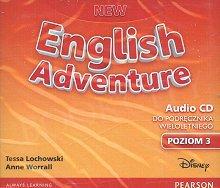New English Adventure 3 Class CD