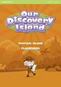 Our Discovery Island 2 (WIELOLETNI) Flashcards