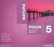 Matura Focus 5 (WIELOLETNI) Class CD