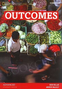Outcomes (2nd Edition) C1 Advanced Student's Book + Class DVD (bez kodu)