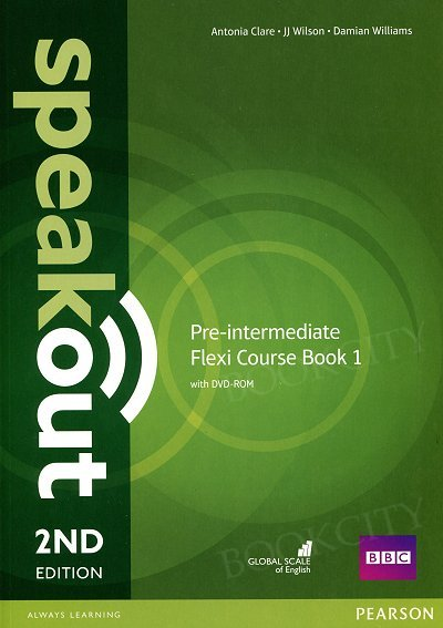Speakout Pre-Intermediate (2nd edition) Student's Book Flexi 1