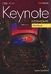 Keynote B1 Intermediate Workbook z płytą CD Audio i kluczem odpowiedzi
