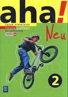 AHA! neu 2 podręcznik