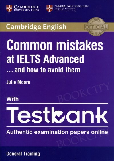 Common Mistakes at IELTS Advanced General Training with Testbook