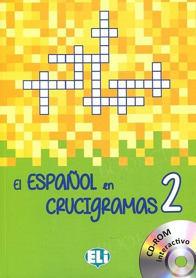 El espanol en crucigramas 2 Książka+CD-ROM