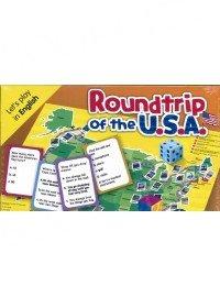 Roundtrip of the USA Gra językowa z polską instrukcją i suplementem