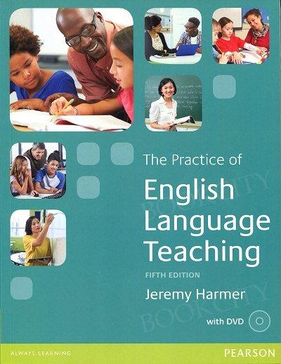 The Practice of English Language Teaching 5ed Książka + DVD