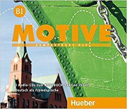 Motive B1 Audio CD