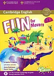 Fun for Movers (4th edition) Student's Book + Online Activities