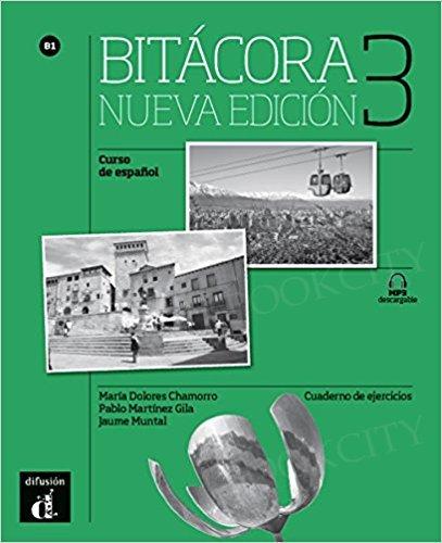 Bitácora 3 Nueva edición Ćwiczenia + mp3 online