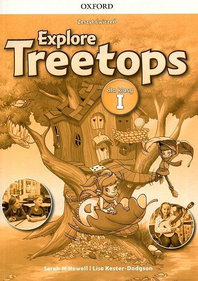 Explore Treetops 1 dla klasy I Materiały ćwiczeniowe