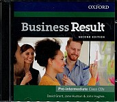 Business Result 2nd edition Pre-intermediate Class Audio CD