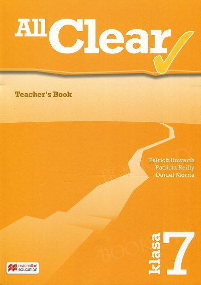 All Clear (klasa 7) Teacher's Book