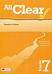 All Clear (klasa 7) Teacher's Book