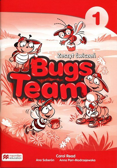 Bugs Team 1 Workbook