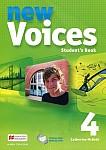 New Voices 4 (WIELOLETNI 2017) podręcznik