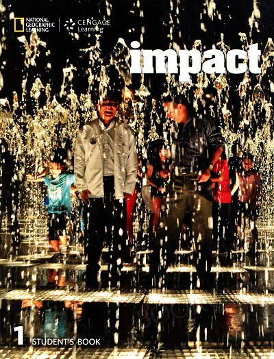 Impact 1 A2 podręcznik