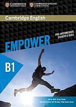 Empower Pre-intermediate Student's Book
