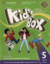 Kid's Box 5 (Updated 2nd Ed) Pupil's Book